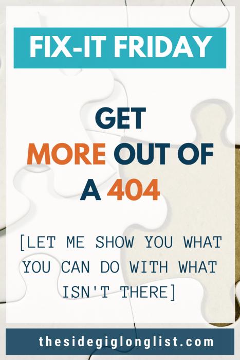Better 404