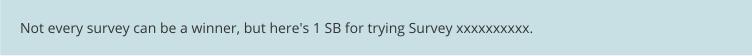 swagbucks rejection