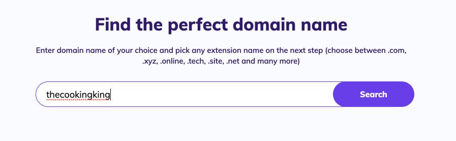 domain search 0