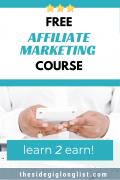 free affiliate marketing course