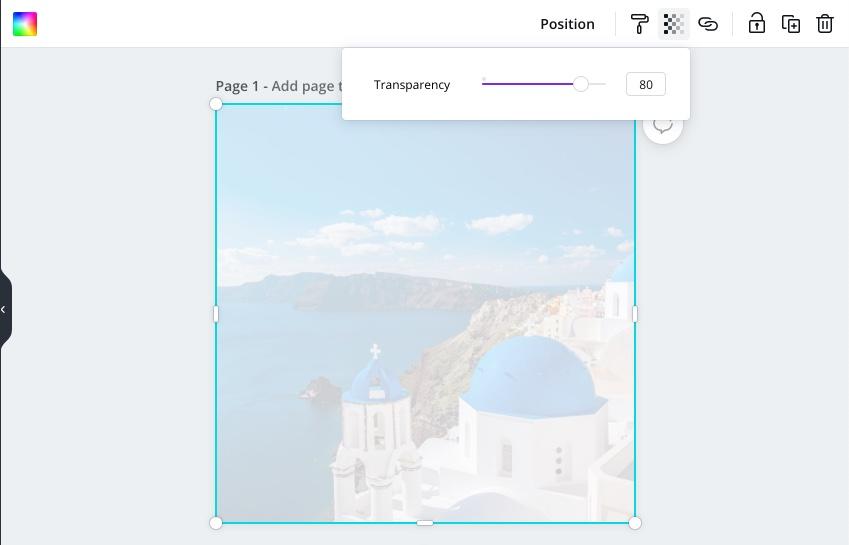 create an overlay