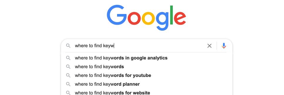 Starting a blog tip #37 Find valuable keywords